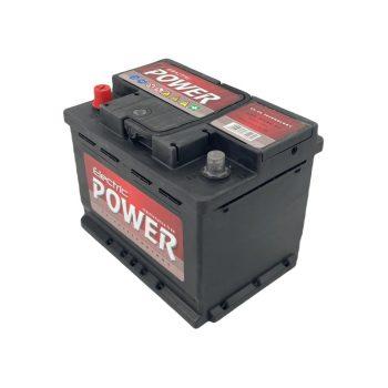 Jász Plasztik 55Ah 131555776110-0001 akkumulátor