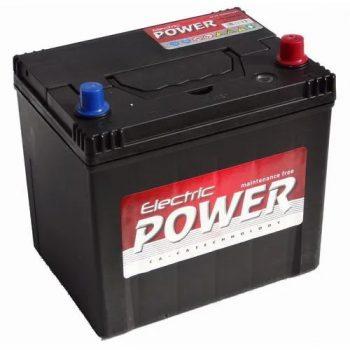 Jász Plasztik 60Ah I-111560141110 akkumulátor