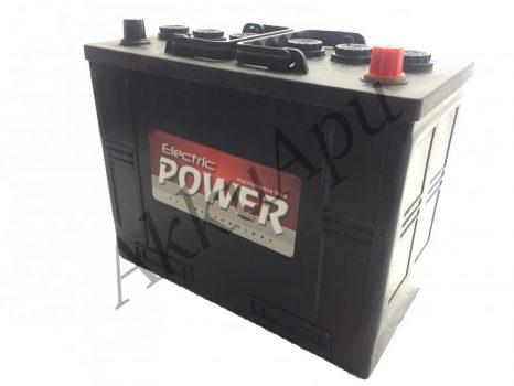 Jász Plasztik 125Ah I-111625241110 akkumulátor