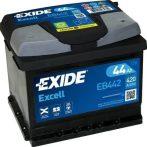 Exide 44Ah EB442 akkumulátor
