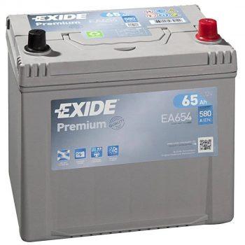 Exide 60Ah 56068(EB604) akkumulátor
