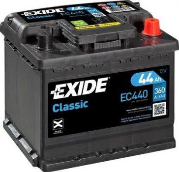 Exide 44Ah T44(EC440) akkumulátor