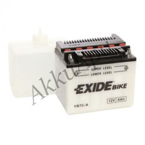Exide 8Ah EB7C-A akkumulátor