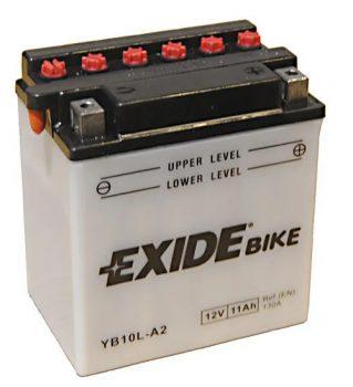 Exide 11Ah EB10L-A2 akkumulátor