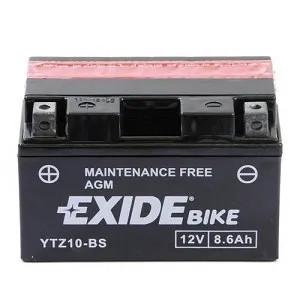 Exide 8.6Ah ETZ10-BS akkumulátor