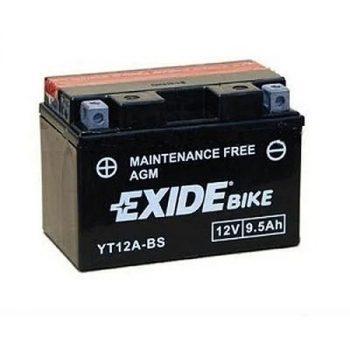 Exide 9.5Ah ET12A-BS akkumulátor