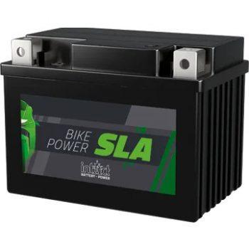 IntAct 12V 6Ah AGM SLA  Jobb+ Motor Akkumulátor