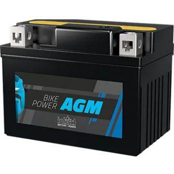 IntAct 12V 18Ah AGM Jobb+ Motor Akkumulátor