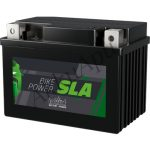 IntAct 12V 4Ah AGM SLA Jobb+ Motor Akkumulátor