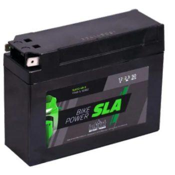 IntAct 12V 2,3Ah AGM SLA Jobb+ Motor Akkumulátor