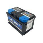 Jász Plasztik Kft. 72Ah 640A 72/70 Jász Akku Jobb+ Autó akkumulátor
