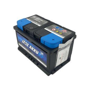 Jász Plasztik Kft. 72Ah 640A Jász Akku Jobb+ Autó akkumulátor