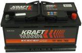 Kraftmann 12V 80Ah 740AJobb+ Autó Akkumulátor
