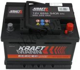 Kraftmann 62Ah 562350054 akkumulátor