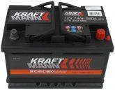 Kraftmann 74Ah 574350068 akkumulátor