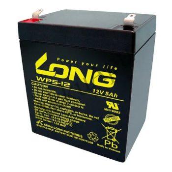 Jász Plasztik 5Ah WP5-12 akkumulátor