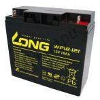 Long 12V 18Ah WP18-12I Jobb+ Szünetmentes akkumulátor