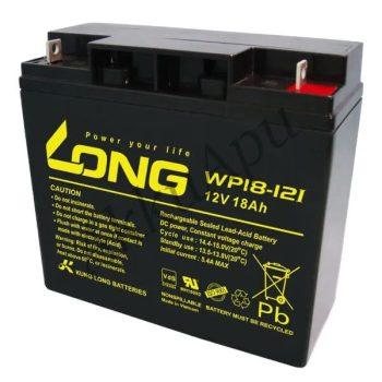Jász Plasztik 18Ah WP18-12I akkumulátor