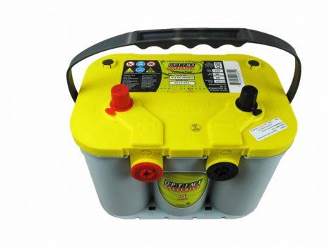Varta 55Ah 8142540008882 akkumulátor