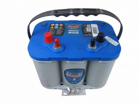 Varta 55Ah 8162530008882 akkumulátor