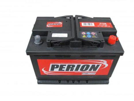Varta 74Ah 5741040687482 akkumulátor