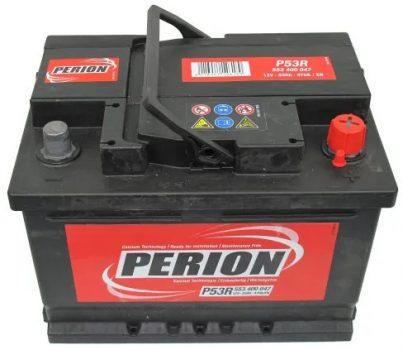 Varta 53Ah 5534000477482 akkumulátor
