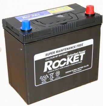 Rocket 45Ah SMFNX100-S6LS akkumulátor
