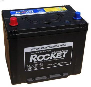Rocket 80Ah SMFN80 akkumulátor