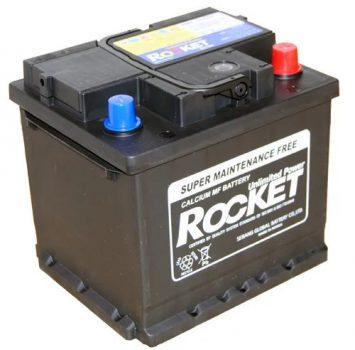 Rocket 44Ah SMF54459 akkumulátor