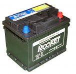 Rocket 55Ah SMF55559 akkumulátor