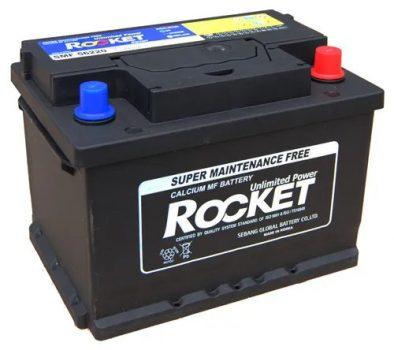 Rocket 62Ah SMF56220 akkumulátor