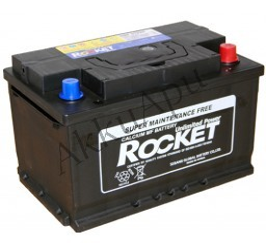 Rocket 78Ah SMF57820 akkumulátor