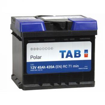 TAB Polar (SMF) 45Ah 420A Jobb+ TAB54502