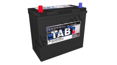 TAB Polar (SMF) 45Ah 400A Bal+ TAB54524