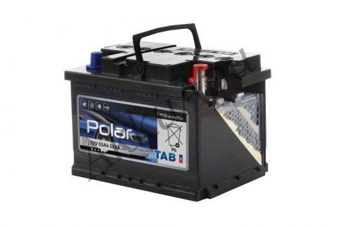 TAB Polar (SMF) 55Ah 500A Jobb+ TAB55509