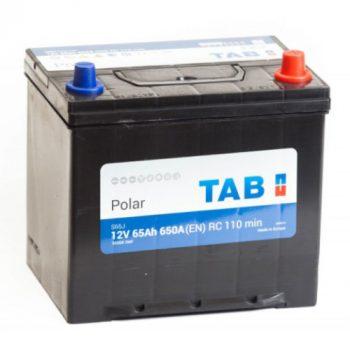 TAB Polar (SMF) 65Ah 650A Jobb+ TAB56568
