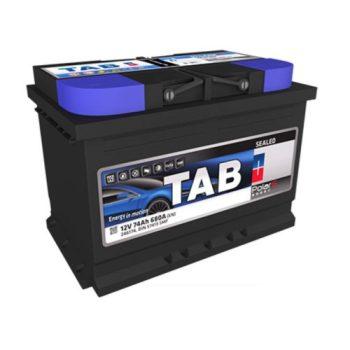 TAB Polar (SMF) 74Ah 680A Bal+ TAB57413