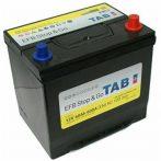 TAB EFB Stop & Go 60Ah 600A Jobb+ TAB56068EFB