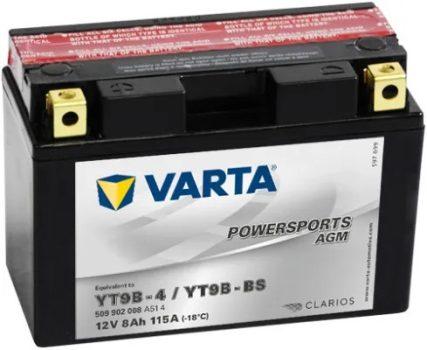 Varta 9Ah 509902008A514 akkumulátor