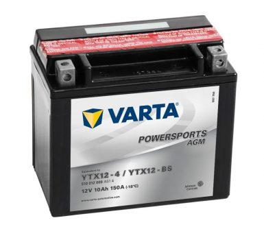 Varta 10Ah 510012009A514 akkumulátor