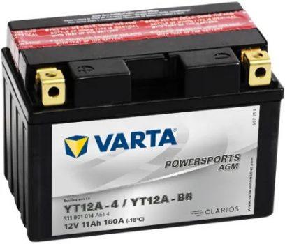 Varta 11Ah 511901014A514 akkumulátor
