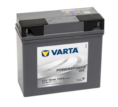 Varta 19Ah 519901017A512 akkumulátor
