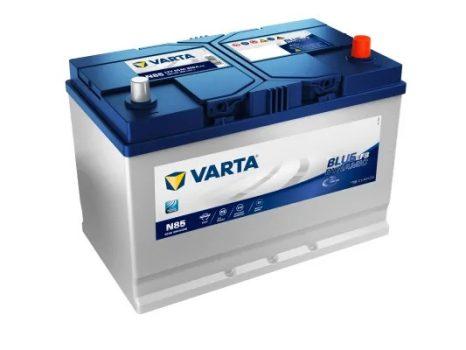 Varta Blue Dynamic EFB 85Ah 800A 585501080D842 Jobb+ Ázsia Autó Akkumulátor