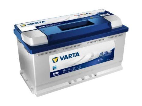 Varta Blue Dynamic EFB 95Ah 850A Jobb+ (595 500 085 D842)  Autó akkumulátor