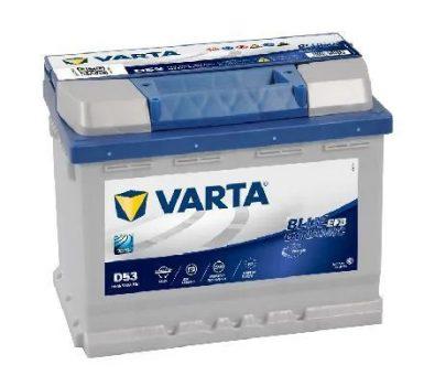 Varta 60Ah 560500056D842 akkumulátor