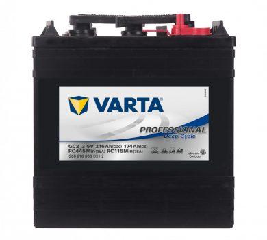 Varta 216Ah 300216000B912 akkumulátor