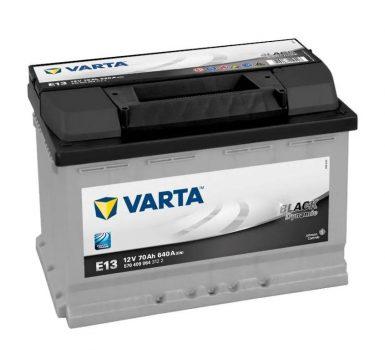 Varta 70Ah 5704090643122 akkumulátor
