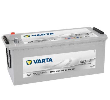 Varta 145Ah 645400080A722 akkumulátor