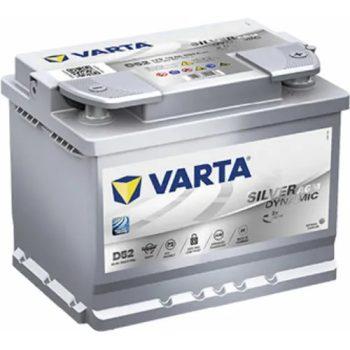 Varta 61Ah 5614000603162 akkumulátor