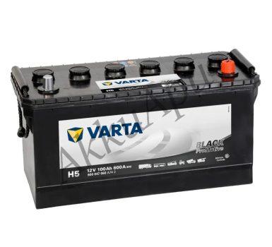 Varta 100Ah 600047060A742 akkumulátor